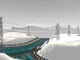 雪景色と貨物交換駅レイアウト36.jpg