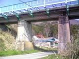 石巻線陸前稲井トラフ橋5