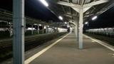 白石駅ホーム3