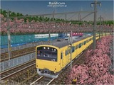 進撃の通勤電車9 201系3