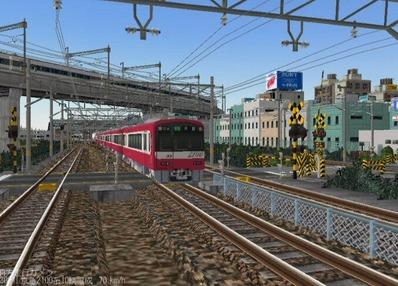 KATOレイアウトプラン6-9-京急2100形2
