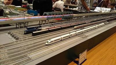 鉄道模型運転会2019Nゲージ9