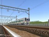 211系シルバー高崎線1