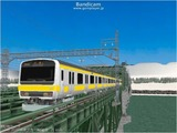 進撃の通勤電車38  JR209系南武線4