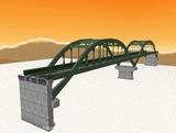中路式アーチ橋1