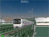 進撃の通勤電車33
