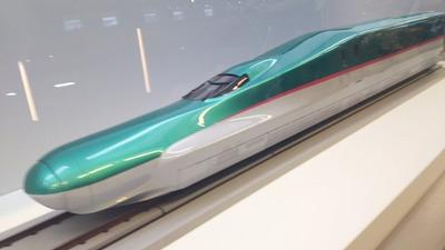 鉄博17−E5系新幹線はやぶさ