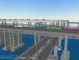 瀬戸大橋1000トン試験29
