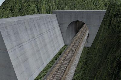 VRMNXトンネル部品から2