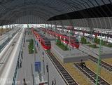 ドイツ鉄道ステーション ドーム9