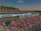 進撃の通勤電車7 E23系2