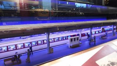 京都鉄道博物館134-東海道線485系こだまホーム2