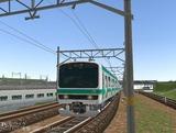 E231系常磐線4