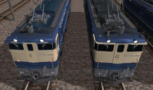 VRM4チャレンジ日記さんEF65-1