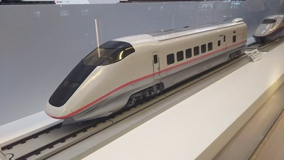 鉄博21ーE3系新幹線こまち
