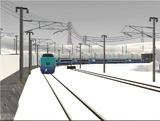 雪景色と貨物交換駅485系5.jpg