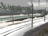 仮想津軽海峡線完成作り込み8