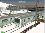 進撃の通勤電車6 E23系3