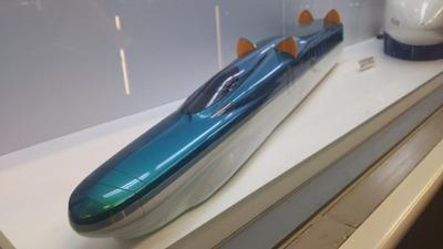 鉄博33−東北新幹線試験車両ねこ耳3