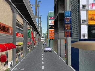 KATOユニトラックレイアウトプ6-9中央駅前周辺5