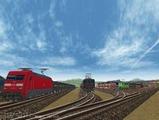 Nゲージレイアウト貨物ローカル線17