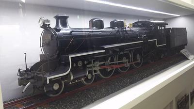 鉄博3−C51蒸気機関車