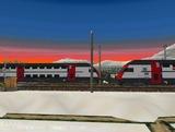 スイス国鉄IC2000二階建て客車14