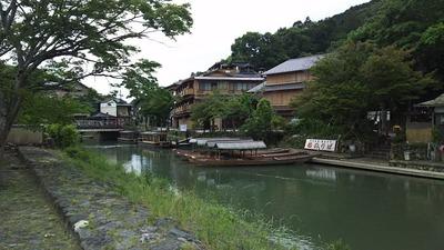 嵐山 渡月橋4