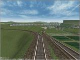 Nゲージレイアウト貨物ローカル線3