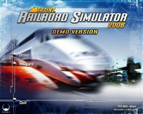 trainz2006 DEMO