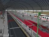 ドイツ鉄道ステーション ドーム7