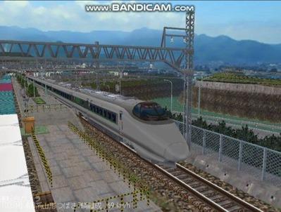 越河レイアウト特急シリーズ60-400系つばさ山形新幹線3