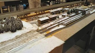 鉄道模型運転会2019Nゲージ30