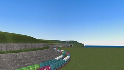 仮想日本海縦幹線信越、羽越本線から2
