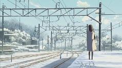 アニメと鉄道2