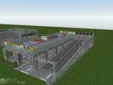 立体駐車場2階建てS-6