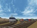Nゲージレイアウト貨物ローカル線15