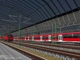 ドイツ鉄道ステーション ドーム20