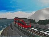 待避線レイアウト追加ローカル線ドイツ鉄道644気動車5