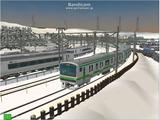 進撃の通勤電車7 E23系4.