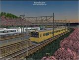 進撃の通勤電車9 201系2.