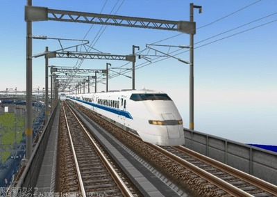 KATOレイアウトプラン集6-9東海道新幹線300系のぞみ5