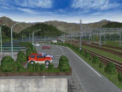現代ローカル風景ダム14