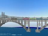 瀬戸大橋1000トン試験27