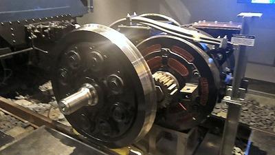 鉄博130−EF66モーター部分1