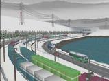 津軽海峡線コンテナ貨物11