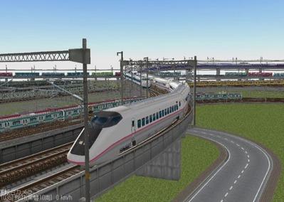 KATOレイアウトプラン集6-9新幹線E3系-1