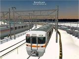 進撃の通勤電車32