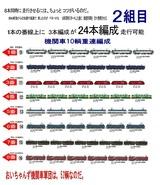 力行シリーズ機関車軍団4-3
