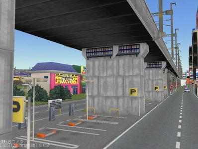 KATOユニトラックレイアウトプ6-9中央駅前周辺8